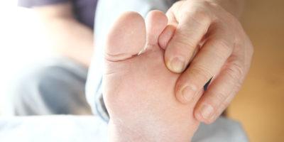 Kłopoty ze stopami