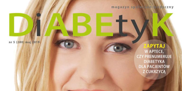 diabetyk maj 2019 miniatura
