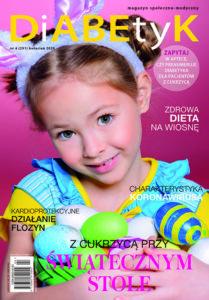 Diabetyk - 04/2020, cukrzyca, medycyna, edukacja