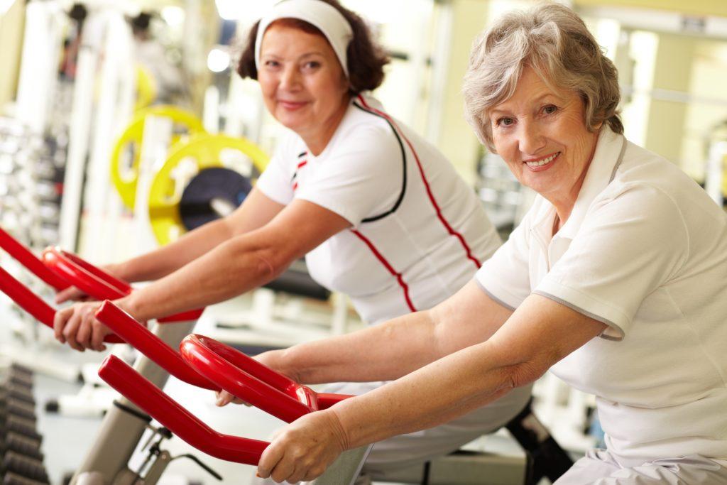 Aktywność fizyczna po 60.