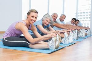 Aktywność fizyczna w każdym wieku